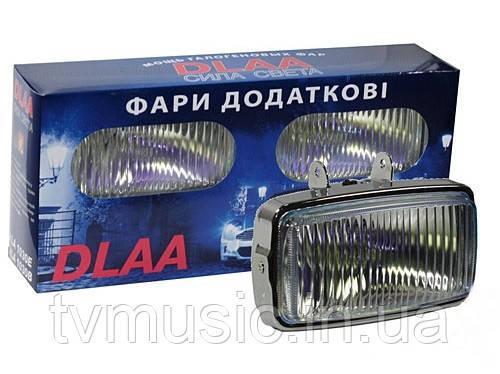 Противотуманные фары DLAA 1030 E-RY хром