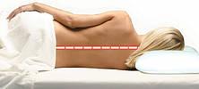 Ортопедическая подушка с памятью Memory Foam Pillow!Акция, фото 2