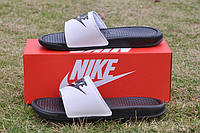 Тапки мужские Nike Benassi 1 Black 42