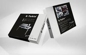 Столик-подставка для ноутбука E-Table !Акция, фото 3