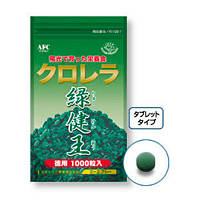 Хлорелла. 1000 т. Япония