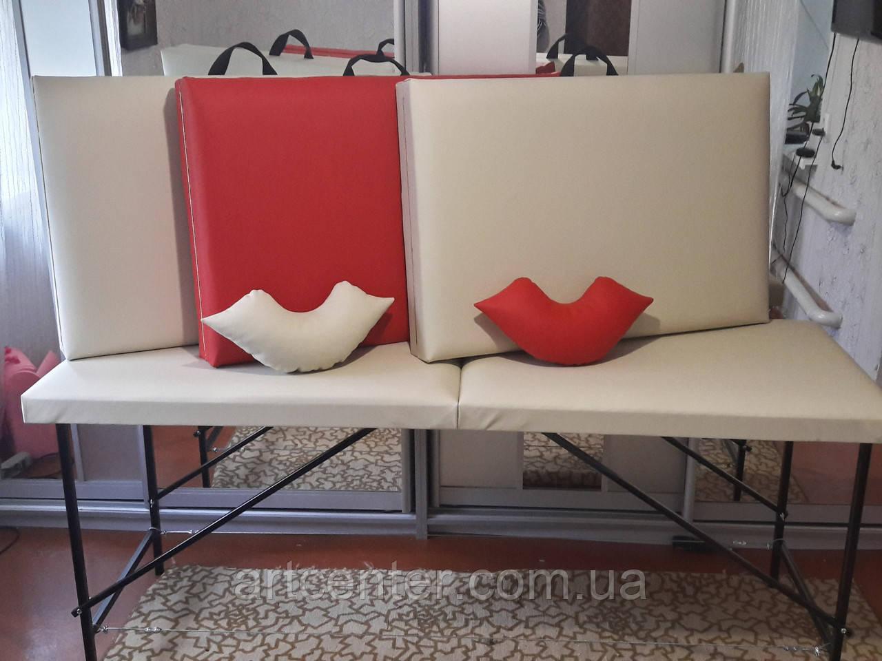 """Кушетка косметологическая, массажный стол """"Стандарт"""""""