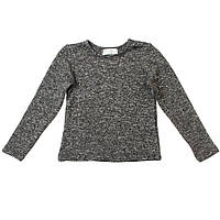 Кофта стильная флисовая для девочки 4-10 лет (размер 104-140) ТМ Kids Couture