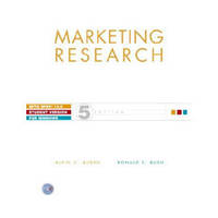 Marketing Research, 5th Edition