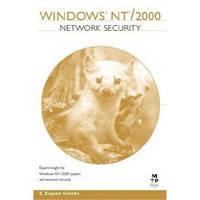 E.Eugene Schultz Windows NT/2000 Network Security