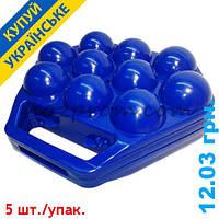 Лоток для яиц на 1 десяток NEW. Хозтовары для дома, для уборки, для кухни, товары для дома
