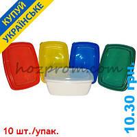 Контейнер д/продуктов 0.6. Хозтовары для дома, для уборки, для кухни, пластиковая посуда, оптом