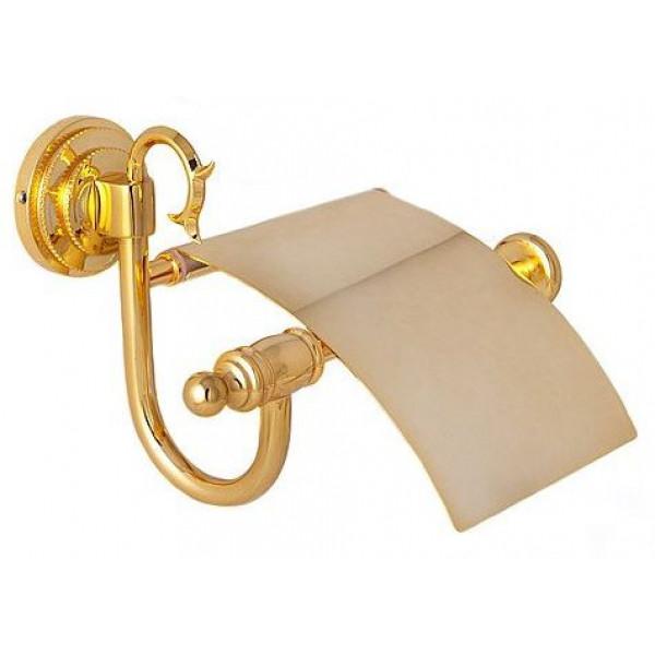 alis Держатель туалетной бумаги Alis Versace A231033, золото