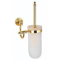 Туалетный ершик настенный Alis Versace A231044, золото
