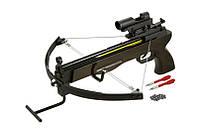 Блочный арбалет пистолетной компоновки Тигр