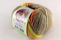 Пряжа Baby wool batik Alize, 4797