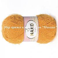 Пряжа Paris Париж Nako, № 1043, желтый