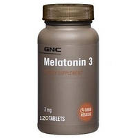 Снотворное GNC Melatonin 3 (120 капс)