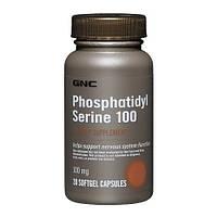 Комплекс для поддержки функции нервной системы GNC Phosphatidyl Serine 100 (30 капс)