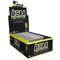 BCAA аминокислоты Olimp Labs BCAA Mega Caps 1100 (30 капс)