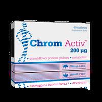 Жиросжигатель Olimp Labs Chrom Activ (60 таб)