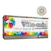 Витаминно-минеральный комплекс Olimp Labs Vita-Min Multiple Sport (60 капс)