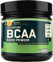BCAA аминокислоты Optimum Nutrition BCAA 5000 powder (380 г)
