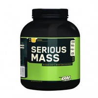 Гейнер Optimum Nutrition Serious Mass (2,7 кг)