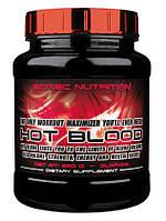 Предтренировочный комплекс Scitec Nutrition Hot Blood 3.0 (820 г)