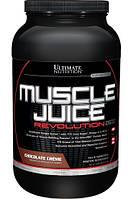 Гейнер Ultimate Nutrition Muscle Juice Revolution 2600 (2,1 кг)