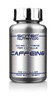 Спортивный энергетик Scitec Nutrition Caffeine (100 капс)