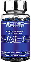 Минеральный комплекс с витамином В6 Scitec Nutrition ZMB6 (60 капс)