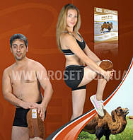 Лечебные наколенники из Верблюжьей шерсти - Morteks Караван (knee pad)