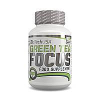 Капсулированный экстракт зелёного чая BioTech Green Tea Focus (90 капс)