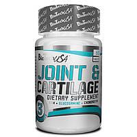 Препарат для восстановления суставов и связок BioTech Joint & Cartilage (60 капс)