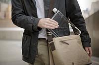 Бутылка для воды А5 Notebook Bottle