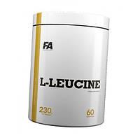 Аминокислота L-лейцин Fitness Authority L-Leucine (230 г)