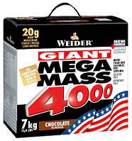 Гейнер Weider Mega Mass 4000 (7 кг)