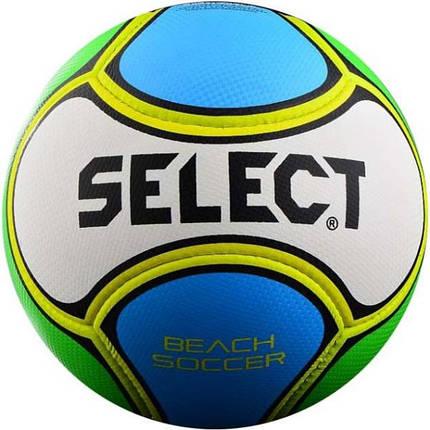 Мяч для пляжного футбола Select beach soccer [5], фото 2