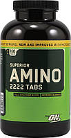 Аминокислоты Optimum Nutrition Superior Amino 2222 (160 таб)