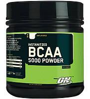 BCAA аминокислоты Optimum Nutrition BCAA 5000 powder (345 г) (без вкуса)