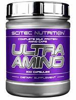 Аминокислоты Scitec Nutrition Ultra Amino (500 капс)