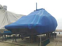 Тенты на катера и яхты