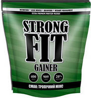 Гейнер Strong Fit Gainer 20% protein (909 г)