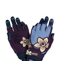 Женские перчатки для фитнеса и бодибилдинга MadMax New age MFG 720