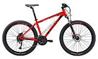 горный велосипед Giant Talon 3 Ltd 27,5 2017 (M, красный-черный)