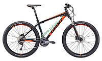 горный велосипед Giant Talon 2 Ltd 27,5 2017 (M, черный-оранжевый)