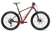 горный велосипед Giant XTC Advanced 1 27,5 2017 (M, черный-красный)