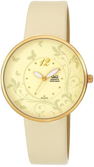 Наручные женские часы Q&Q Q847-100Y оригинал