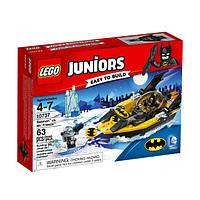 Конструктор Лего 10737 Бэтмен против Мистера Фриза