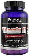 Витаминно-минеральный комплекс Ultimate nutrition Vitamin C (120 табл)