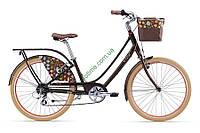 городской велосипед Giant Liv Suede 1 26 2017 (S, коричневый)