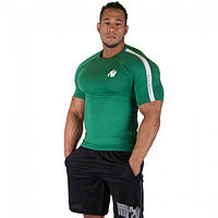 Футболка Gorilla wear Stretch Tee (Green One Size)