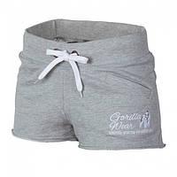 Женские шорты Gorilla wear Women's New Jersey Sweat Shorts (Grey)