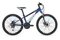 подростковый велосипед Giant XTC Jr SL 24 2017 (зеленый)